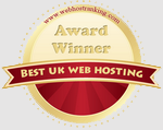 Best UK Web Hosting Award